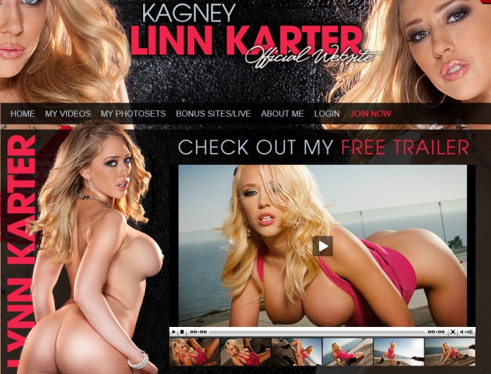 Kagney Linn Karter Official Site